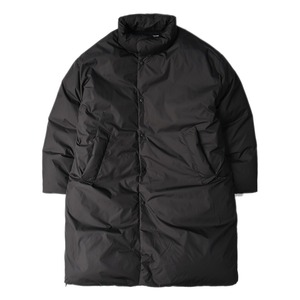 "LIFUL Heavy Long Down Coat ""Black"""
