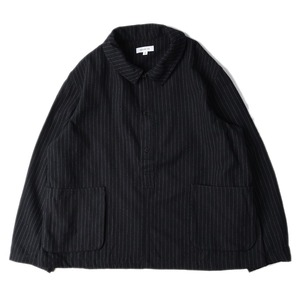 "Ordinary Fits Picnic Shirt Wool ""Stripe"""