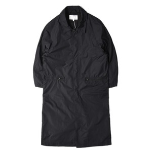 "GAKURO Balmacaan Coat ""Black"""