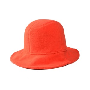 "BROWNYARD Fleece Bucket Hat ""Orange"""