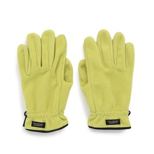 "LIFUL Fleece Glove ""Lemon Yellow"""