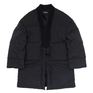 "QLAD MUSEUM Tux haori Down Jacket ""Black"""