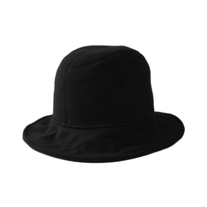 "BROWNYARD Fleece Bucket Hat ""Black"""