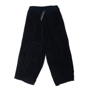 "NEEDLES H.D. Pants R/Cu Velvet ""Navy"""