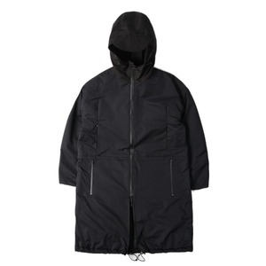 "VLNDFLES Discos Coat ""Black"""