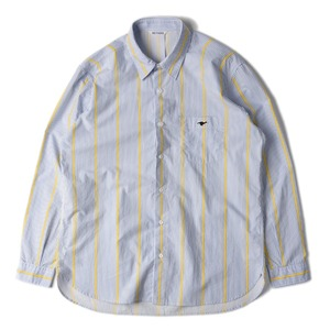 "NEITHERS 209-10 Comfort Shirt ""Yellow&White"""