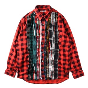 "NEEDLES Rebuild by Needles Flannel Shirt L size ""L"""