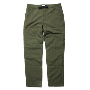 "Still by Hand Thinsulate Pants ""Olive"""