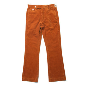 "Heritage Floss Corduroy IVY Pants For Woman ""Camel"""