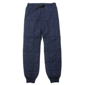 "Snow Peak Conceal Down Pants ""Navy"""