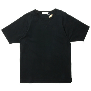"RDV O GLOBE TS Cotton Half Tee ""Black"""