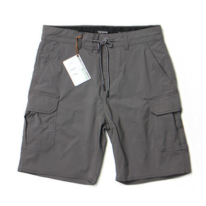 "Brixton Transport Cargo Short ""Charcoal"""