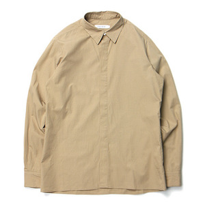 "ID DAILYWEAR Fry Front Shirts ""Coyote"""