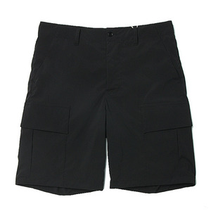 "Still by Hand Airy Short Waterproof Pants ""Black"""