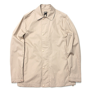 "SEMPACH Gabel Waterproof  Coach Jacket ""Beige"""