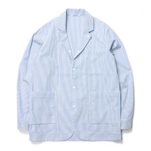 "NEITHERS Wearable Jacket ""Blue Stripe"""