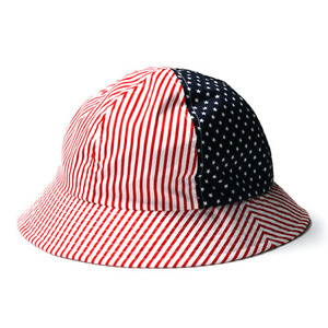 Infielder Design C-4 Star-Spangled Banner Hat